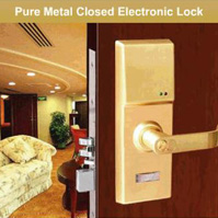 HIP HOTEL LOCK AND DOOR LOCK SYSTEM