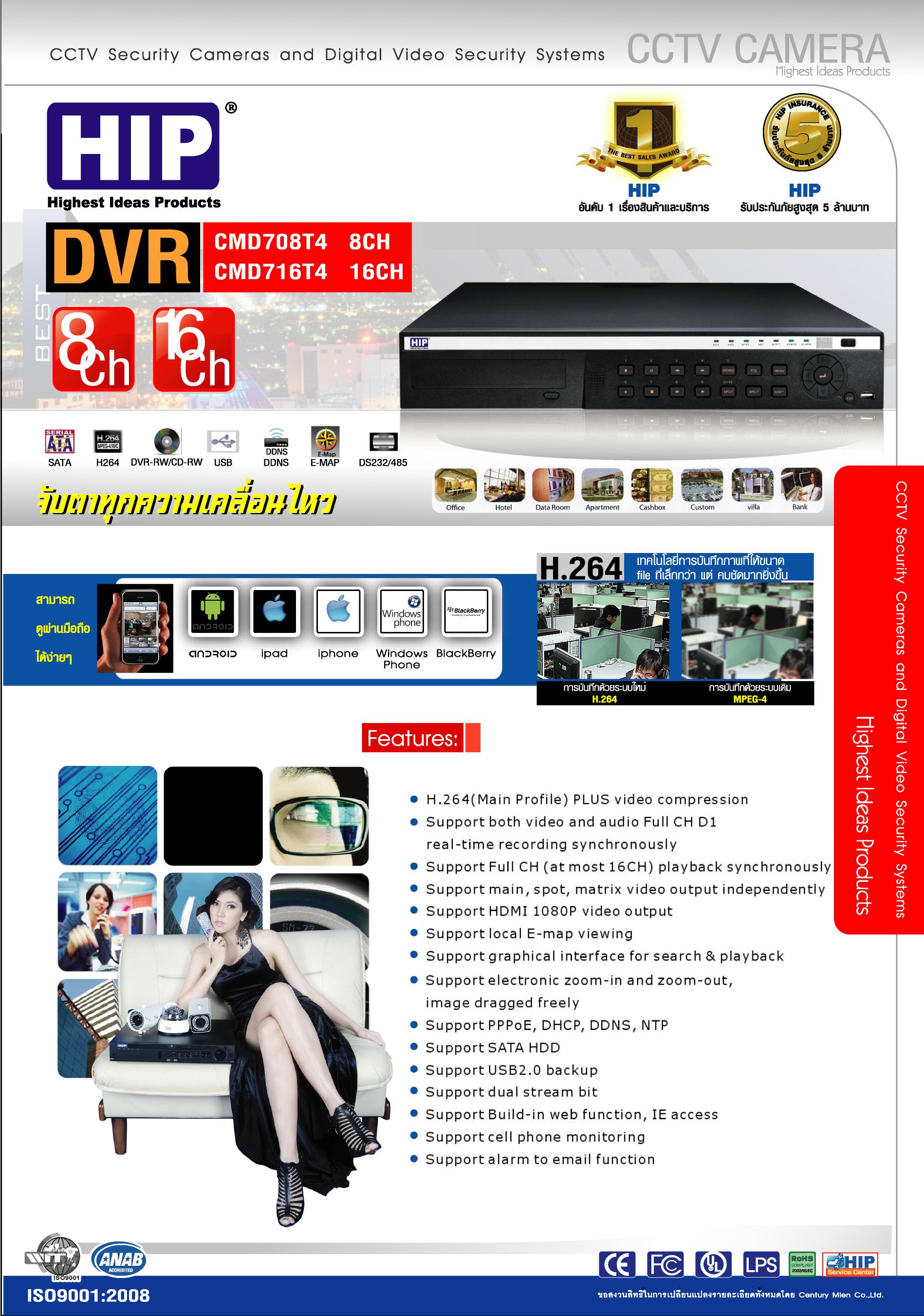 DVR-CMD706-716T4 1