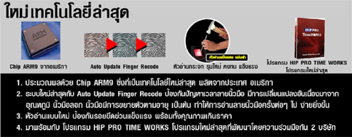 Fingerprint CMi820