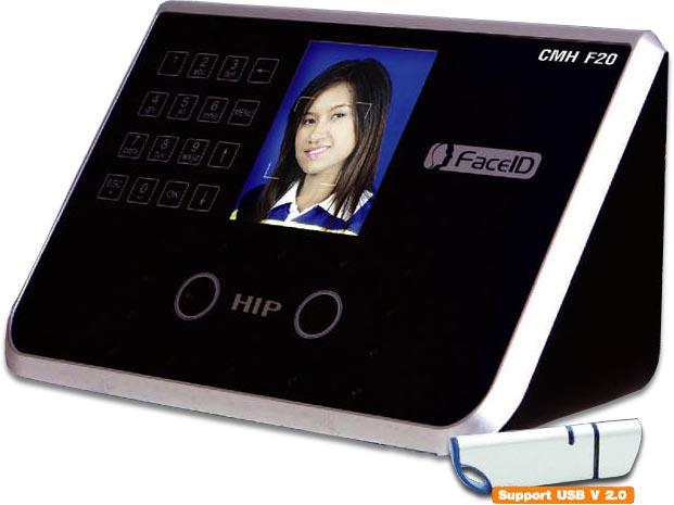 face scan เครื่องสแกนใบหน้า cmh f20