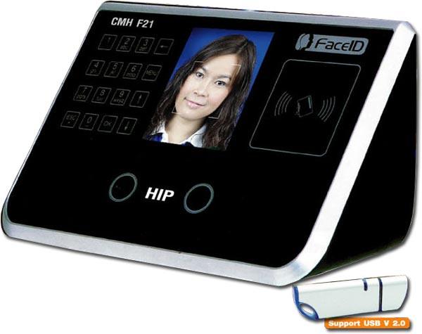 face scan เครื่องสแกนลายนิ้วมือ cmh f21